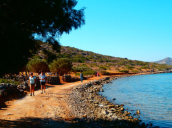 Elounda+Holiday+Walk+Excurtion+Crete
