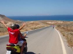 Crete+Scooter+Car+Auto+Tour+Maps