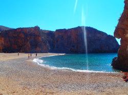 032Agio-Farango-Beach-walking-holiday-crete-greece-photobook005