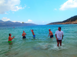 45Snorkling-On-Crete-Holiday-Photobook45