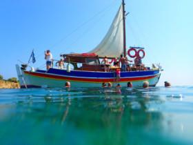 Boat trips on Crete