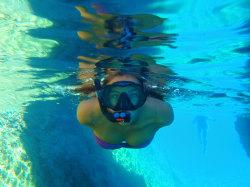 Snorkeling-on-crete-agio-farango