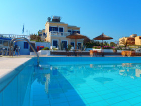 Zorbas island apartments crete greece