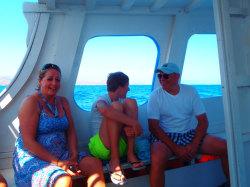 (14) Boat-Excursion-On-Crete-Holiday-Photobook