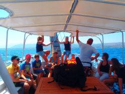 (15) Boat-Excursion-On-Crete-Holiday-Photobook