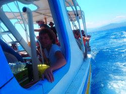 (18) Boat-Excursion-On-Crete-Holiday-Photobook