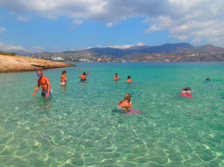 19Snorkling-On-Crete-Holiday-Photobook19