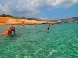 21Snorkling-On-Crete-Holiday-Photobook21