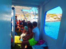 (25) Boat-Excursion-On-Crete-Holiday-Photobook