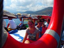 (26) Boat-Excursion-On-Crete-Holiday-Photobook