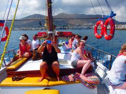 (28) Boat-Excursion-On-Crete-Holiday-Photobook