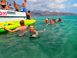 28Snorkling-On-Crete-Holiday-Photobook28