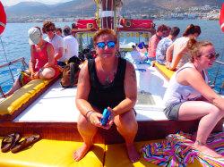 (29) Boat-Excursion-On-Crete-Holiday-Photobook