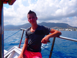 (31) Boat-Excursion-On-Crete-Holiday-Photobook