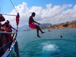 (36) Boat-Excursion-On-Crete-Holiday-Photobook