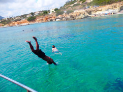(41) Boat-Excursion-On-Crete-Holiday-Photobook