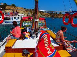 (44) Boat-Excursion-On-Crete-Holiday-Photobook