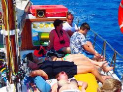 (45) Boat-Excursion-On-Crete-Holiday-Photobook