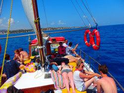 (46) Boat-Excursion-On-Crete-Holiday-Photobook