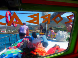 (52) Boat-Excursion-On-Crete-Holiday-Photobook