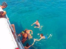 (61) Boat-Excursion-On-Crete-Holiday-Photobook