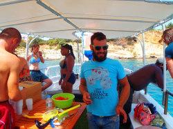 (63) Boat-Excursion-On-Crete-Holiday-Photobook