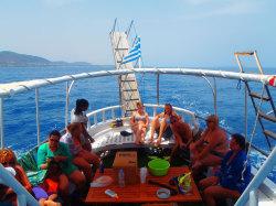 (66) Boat-Excursion-On-Crete-Holiday-Photobook
