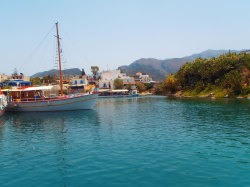 (68) Boat-Excursion-On-Crete-Holiday-Photobook