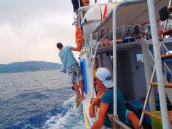 (72) Boat-Excursion-On-Crete-Holiday-Photobook