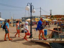 (73) Boat-Excursion-On-Crete-Holiday-Photobook
