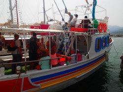 (74) Boat-Excursion-On-Crete-Holiday-Photobook
