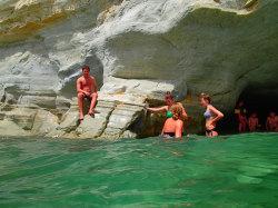 (84) Boat-Excursion-On-Crete-Holiday-Photobook