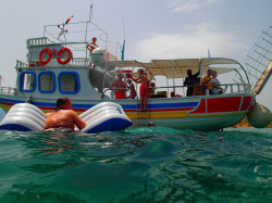 (87) Boat-Excursion-On-Crete-Holiday-Photobook
