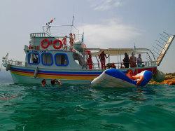 (88) Boat-Excursion-On-Crete-Holiday-Photobook