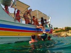 (89) Boat-Excursion-On-Crete-Holiday-Photobook