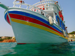 (90) Boat-Excursion-On-Crete-Holiday-Photobook