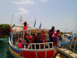 (97) Boat-Excursion-On-Crete-Holiday-Photobook