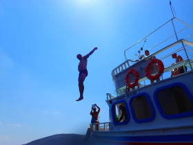 Boat trips and excursions on Crete Greece (1)