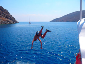 Boat trips and excursions on Crete Greece (104)