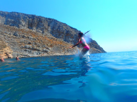 Boat trips and excursions on Crete Greece (28)