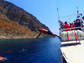 Boat trips and excursions on Crete Greece (82)
