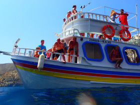 Boat trips and excursions on Crete Greece (84)
