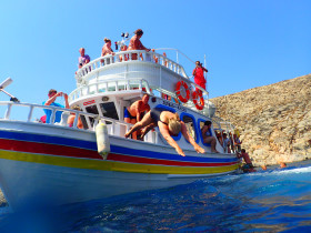 Boat trips and excursions on Crete Greece (85)