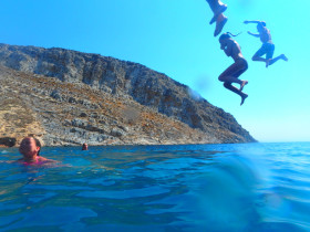 Boat trips and excursions on Crete Greece (94)