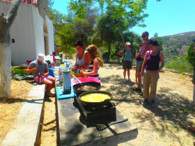 Cooking courses and workshops excursions on Crete (81)