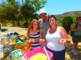 Cooking courses and workshops excursions on Crete (82)