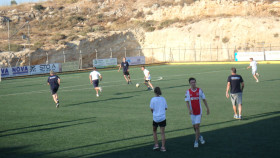 Football on Crete Greece Holiday (24)
