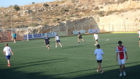 Football on Crete Greece Holiday (25)