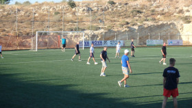 Football on Crete Greece Holiday (40)