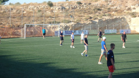 Football on Crete Greece Holiday (42)